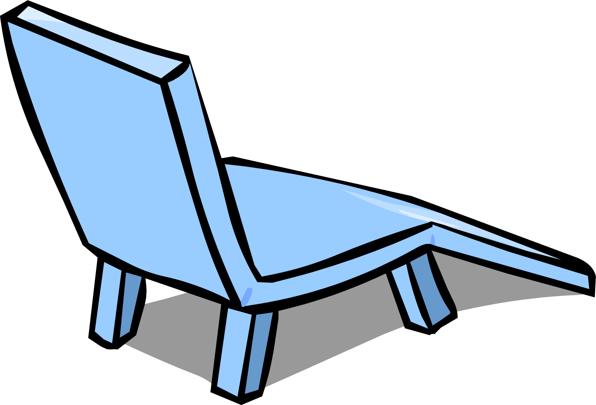 Image Blue Deck Chair sprite 004
