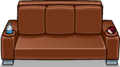 Brown Designer Couch sprite 004