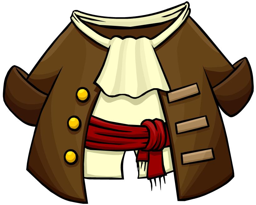 Captain S Coat Club Penguin Wiki Fandom Powered By Wikia