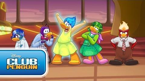 Disney Pixar Intensa-Mente ¡ADELANTO EXTREMO!