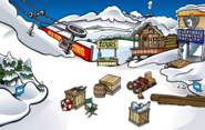 Mountain Expedition construction Ski Village