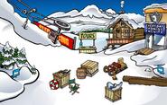 Mountain Expedition construction Ski Village
