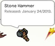 Stone Hammer Stamp Book