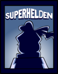 Superhero Stage Poster icon de