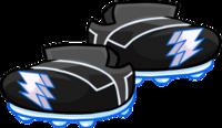 Zapatos con Poderes de Relámpago icono