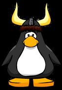 Black Viking Helmet445566