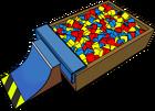 Freewheelin' Foam Pit sprite 002