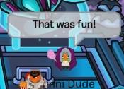Funni Dude: ¡Eso estuvo muy divertido!