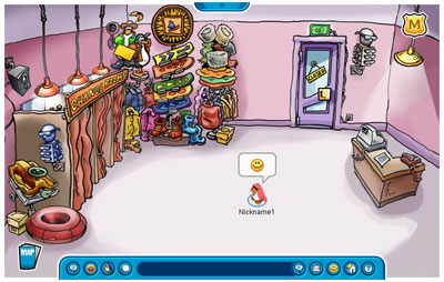 Image - Gift Shop 2005.jpg | Club Penguin Wiki | FANDOM powered by ...