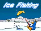 Ice Fishing DS title