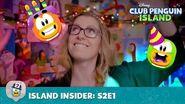 Island Insider - New CPI Series! Disney Club Penguin Island