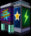 MarvelSuperHeroTakeover2012ClothesShopExterior