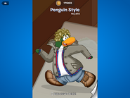 Penguin Style App May 2013 Cover