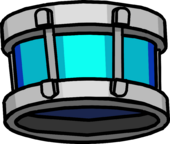 Puffle Care icons Head drumroll
