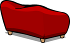 Red Plush Couch sprite 006