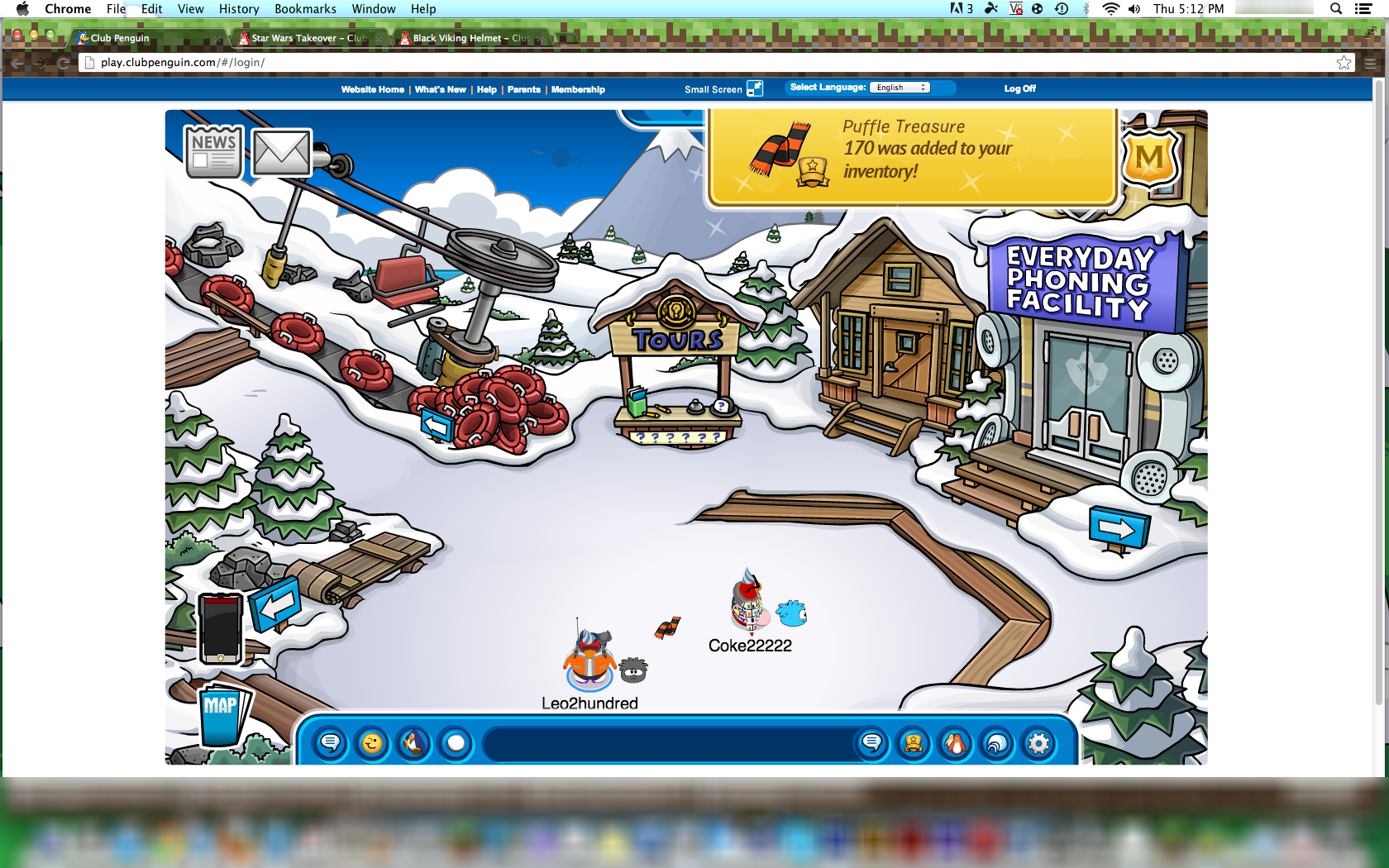 User Blog Leo2hundred Possible Puffle Rare Item Dig Glitch Club  # Penguin Lodge Muebles Adder