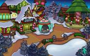 Cabaña navideña 20133