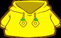 Cangurito de Puffito Amarillo icono