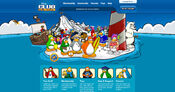 Club Penguin Site August 2011