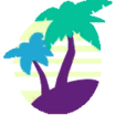 Decal Palms2 icon