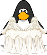 Diamond Gown from player card