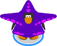 Disfraz de Estrella de Mar sprites