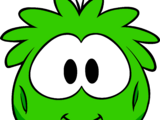 Green Puffle Costume