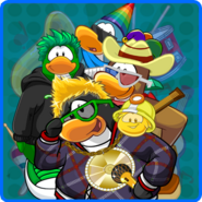 Rainbow Rocks band icon