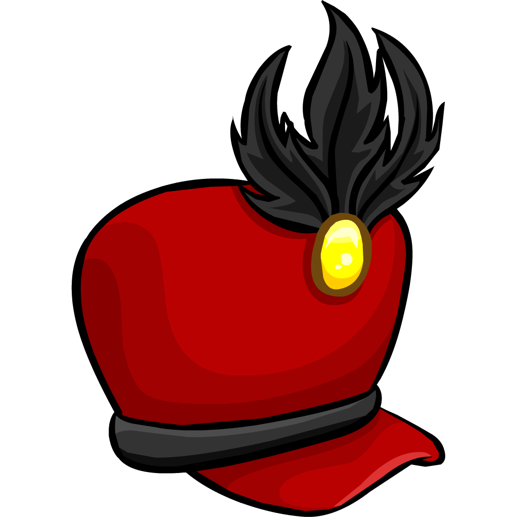 Image result for club penguin marching band hat