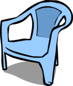 Blue Chair sprite 002