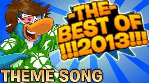 Club Penguin Music Theme Song The Best of 2013 Mashup! Remix