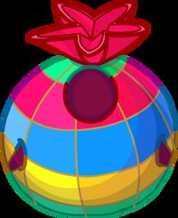 Disfraz de Piñata Voladora Icono