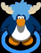 Gorro de Puffle Ciervo juego