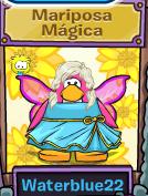 Mariposa Magica Ganador 2