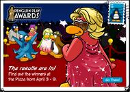 Penguin Awards Week 3 postcard