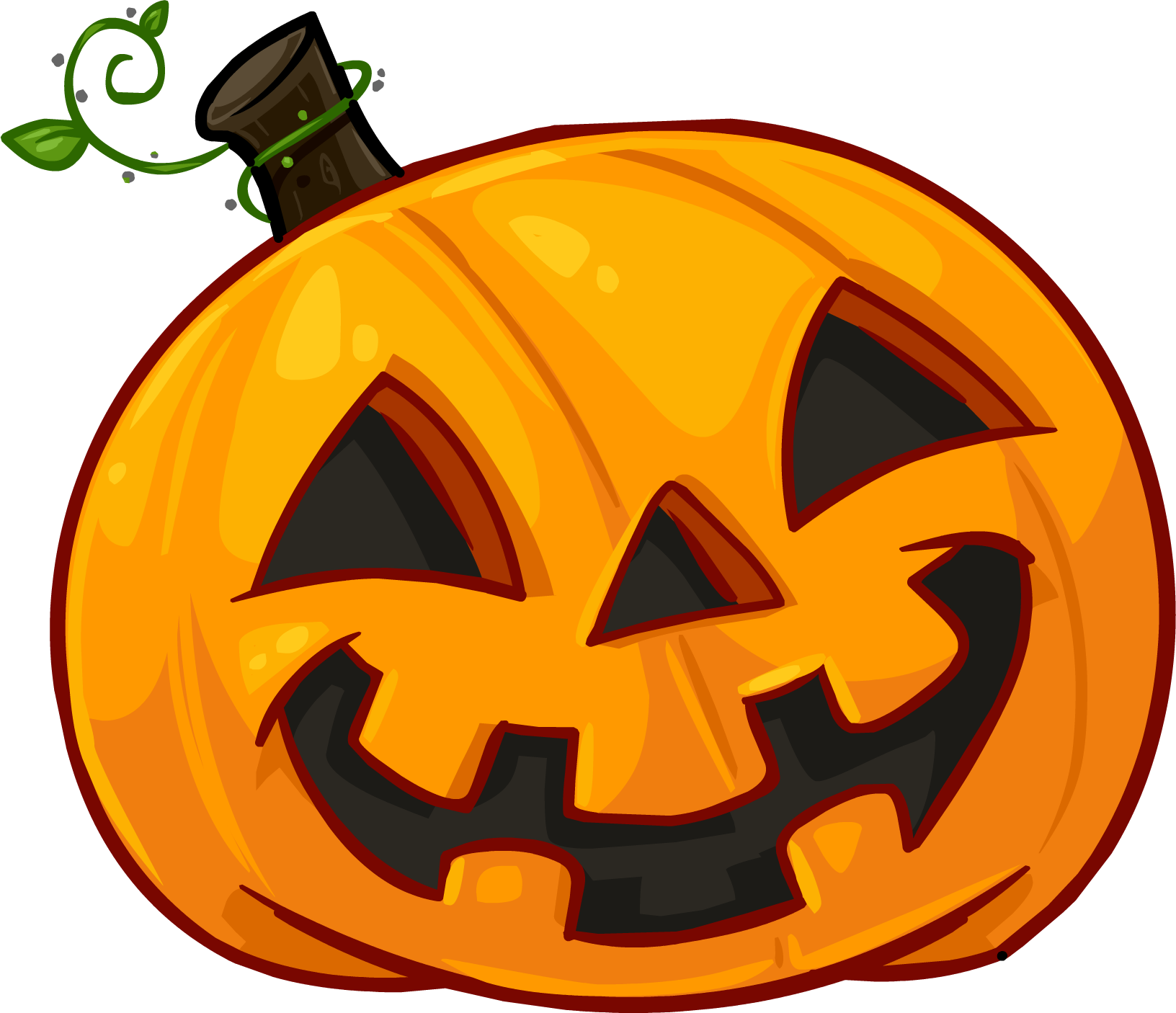 Image - Pumpkin Head clothing icon ID 1095.png   Club Penguin Wiki ...