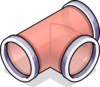 T-joint Puffle Tube sprite 008