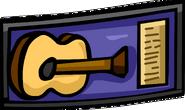 Acoustic Guitar Shadow Box sprite 001