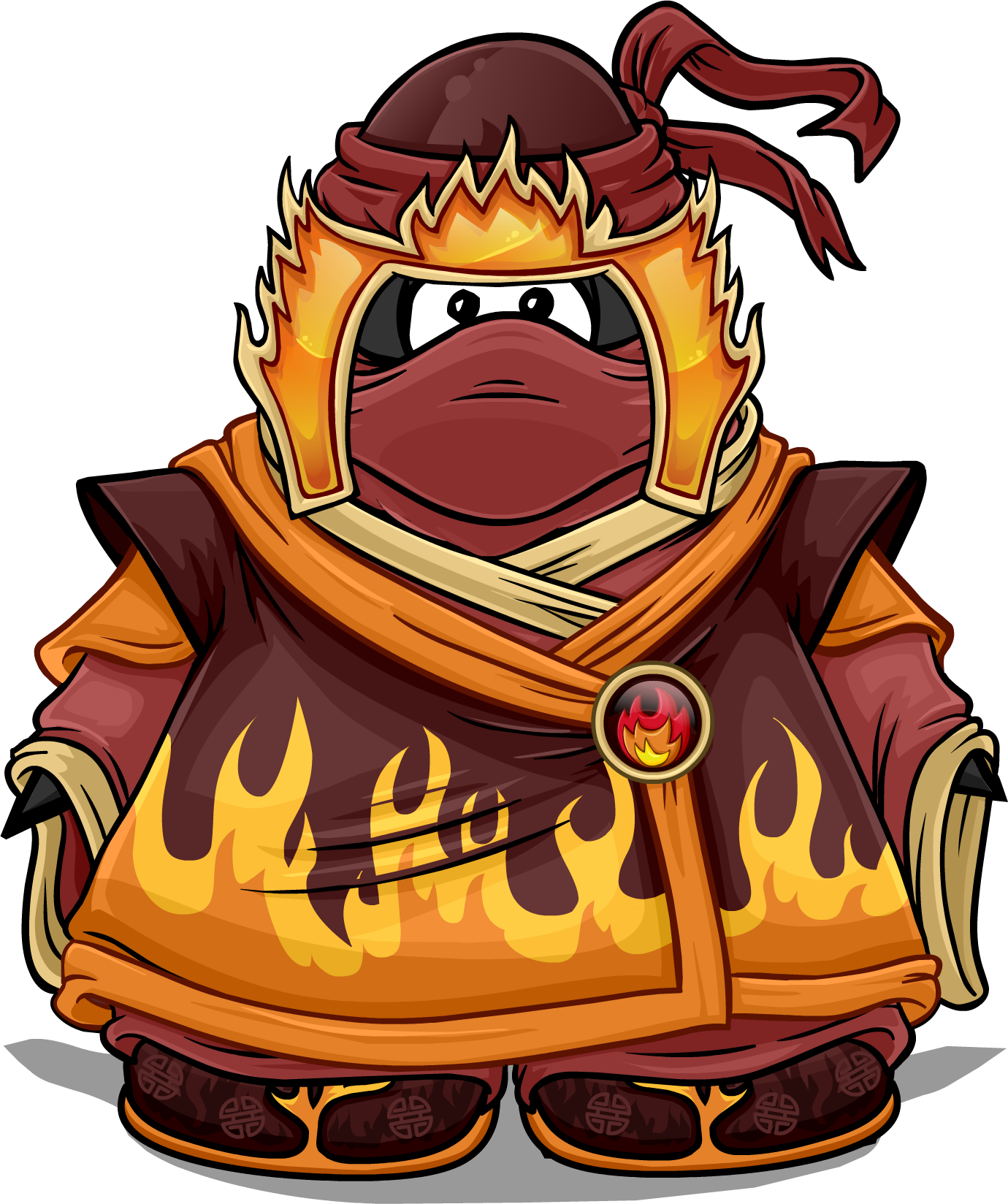 Image result for card jitsu fire