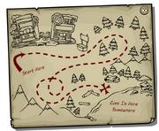 Mapa a la Bahia