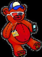 Mariocart25 Bear