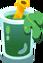 Pure de Algas Marinas Emoji