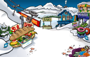 Submarine Party Ski Village