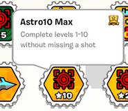 Astro10 max stamp book