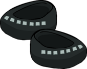 BlackStuddedShoes