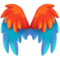 Decal Parrot Wings icon