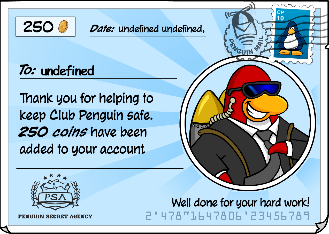 Jobs Secret Agent Postcard Club Penguin Wiki Fandom Powered By