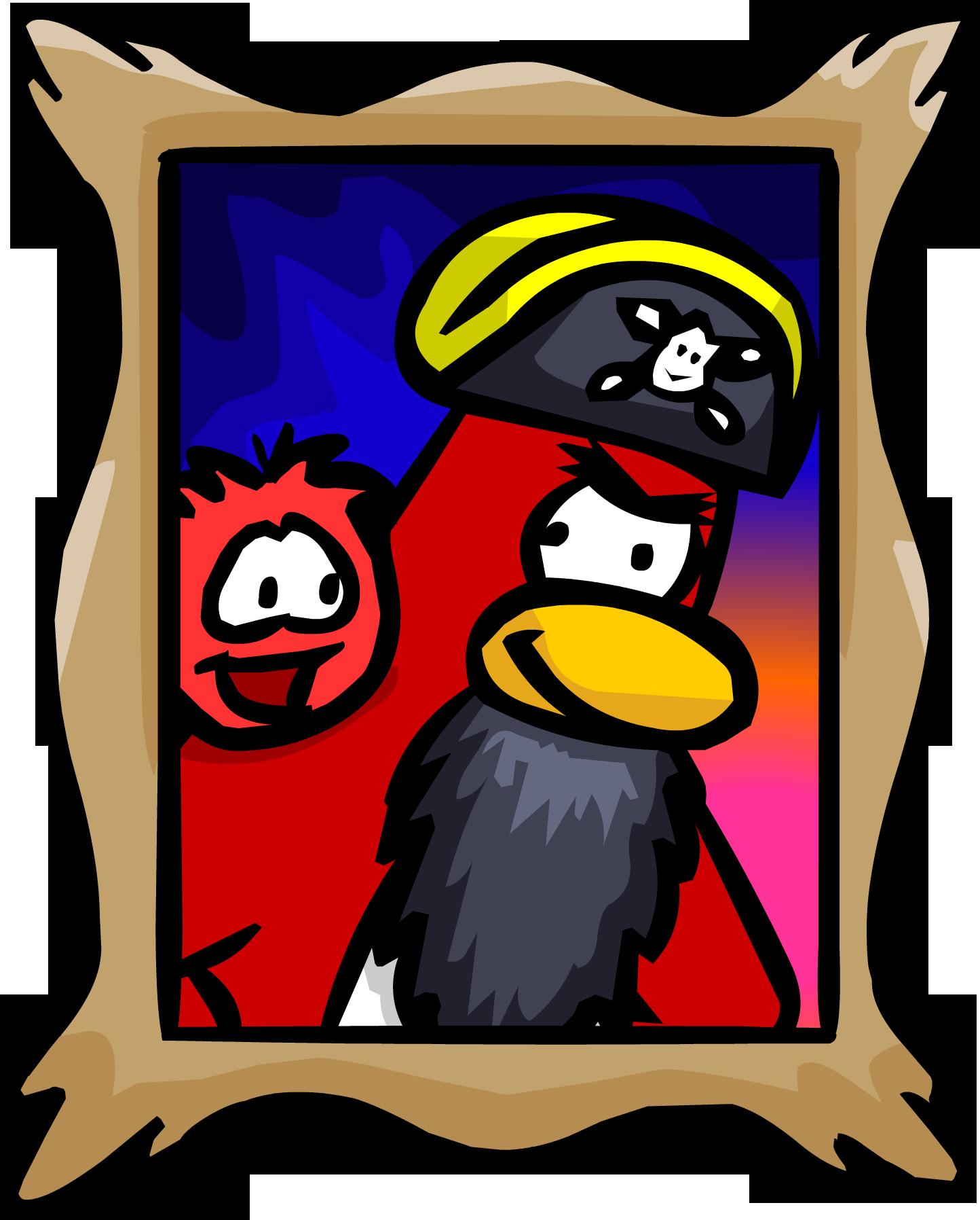Resultado de imagem para rockhopper 2008 club penguin