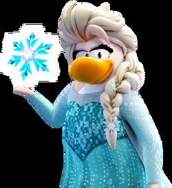 Disney Shop Elsa