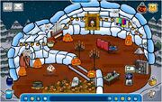 Halloween Igloo Oct 2008